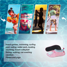 Load image into Gallery viewer, Boys and Girls Beach Water Shoes Sweet Octopus - Kkomforme