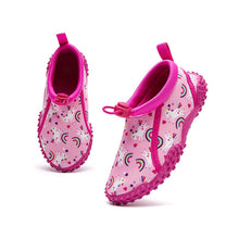 Load image into Gallery viewer, Kids Beach Water Shoes Non-Slip Quick Dry Small Unicorn -- K Komforme