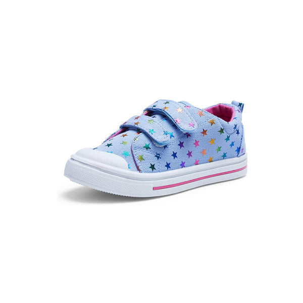 Toddler Boys and Girls Sneakers Kids Shoes Colorful Stars - Kkomforme