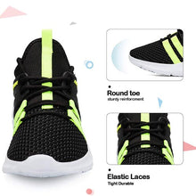Load image into Gallery viewer, Kids Sneakers Running Tennis Athletic Shoes -- KKomforme