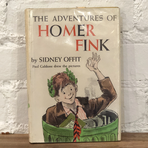 """The Adventures Of Homer Fink"" by Sidney Offit"