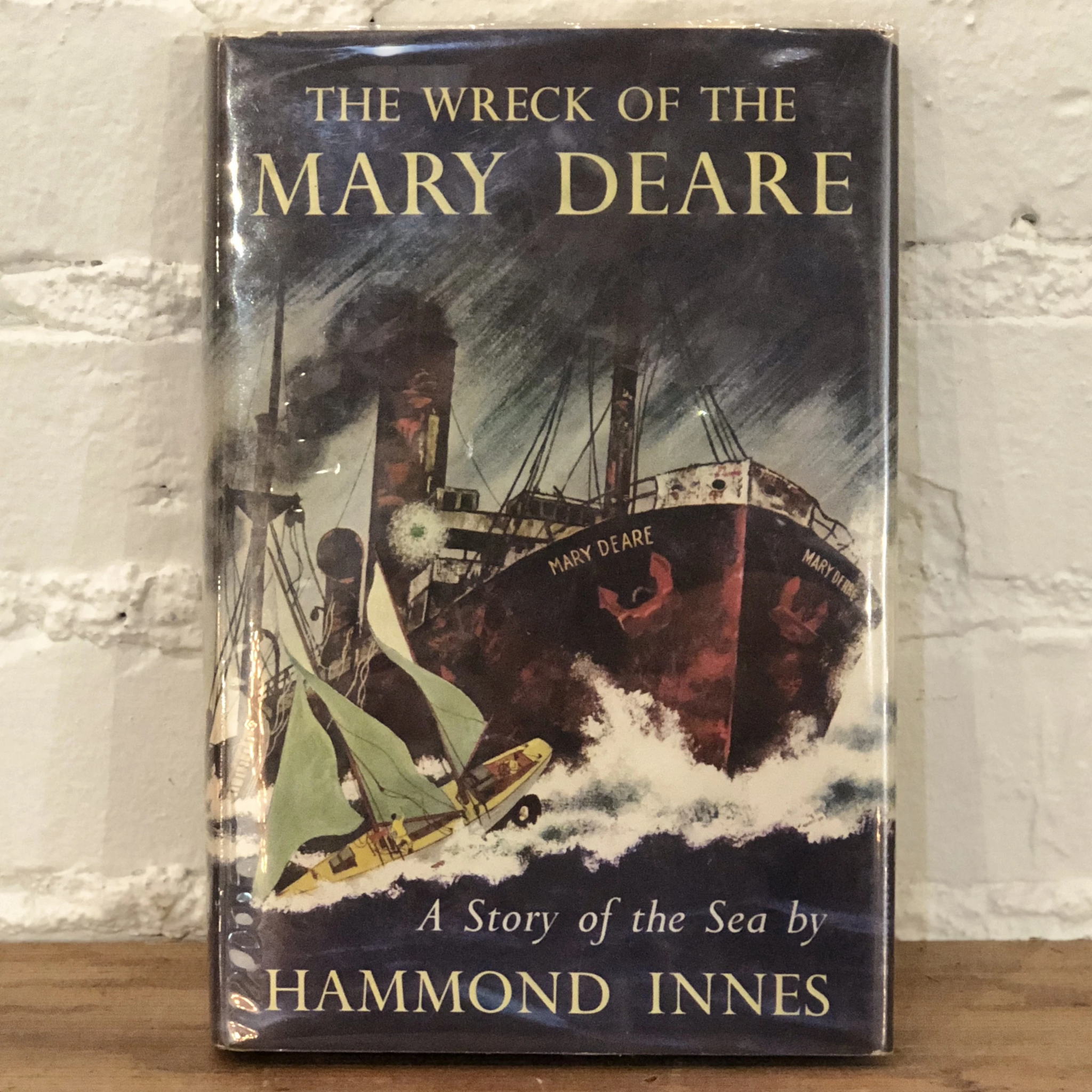 """The Wreck Of The Mary Deare"" by Hammond Innes"