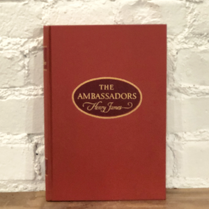 """The Ambassadors"" by Henry James"