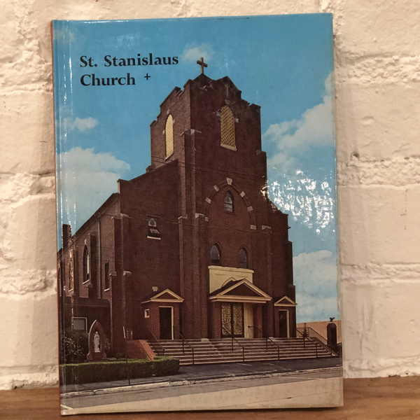 St. Stanislaus Church of Summit Hill, PA - S/3 Books
