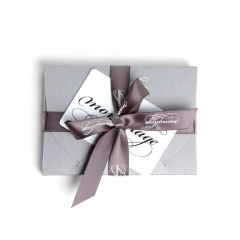 Ensemble carte-cadeau / Gift Card Set