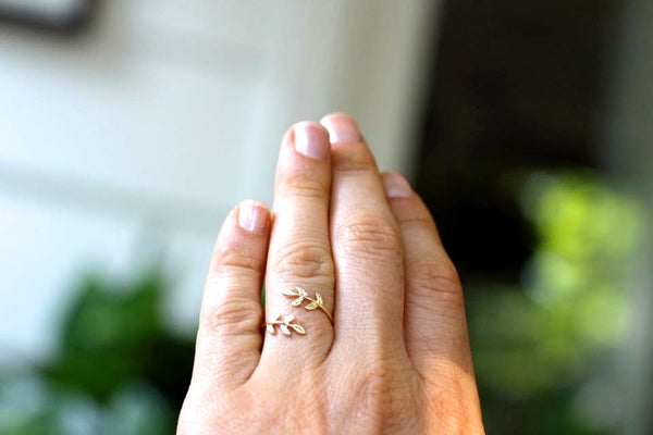 Twigs Ring.