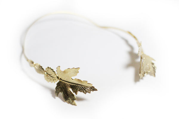 Fig Leaf Goddess Headband.