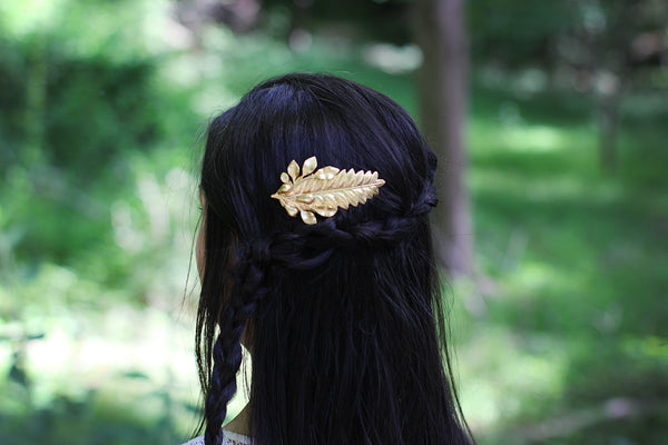 Royal Pears Hair Comb