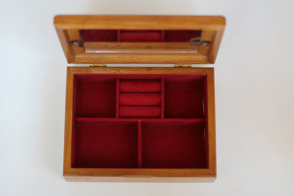 Picture Frame Wodden Jewellery Box