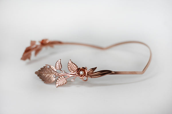 Magical Paula Greek Goddess Headband.
