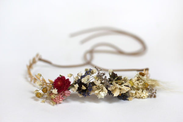 Dried Flowers Wreath