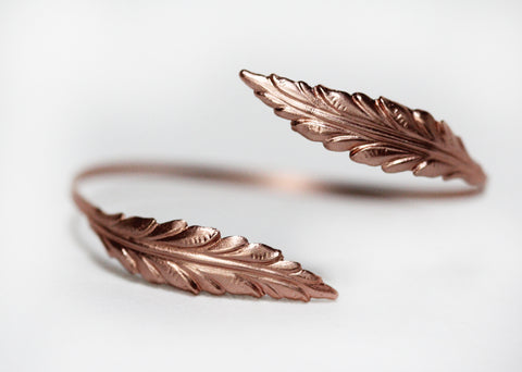 Indian Feather Bracelet