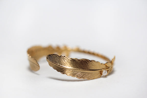 Magical Feather Bracelet