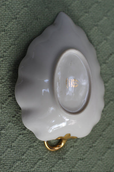 Lenox Leaf Porcelain Bowl