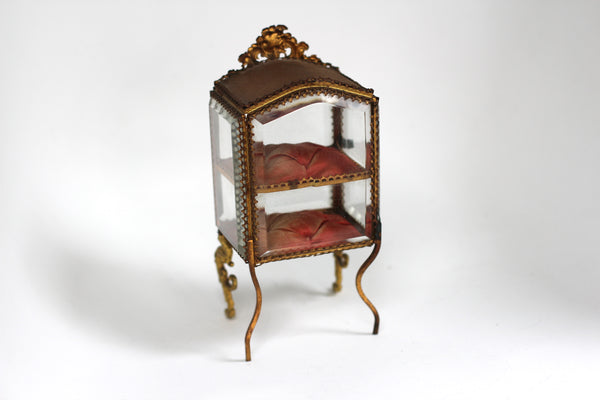 Antique Rare French Victorian Jewelry Box No. 137