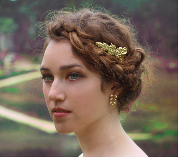 Baroque Goddess Headband