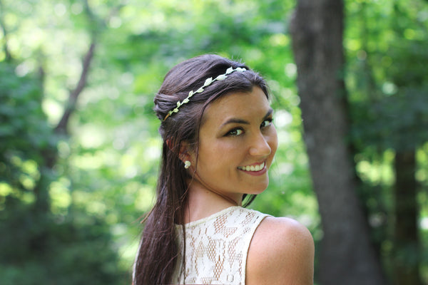 Dainty Fall Flexible Wire Headband
