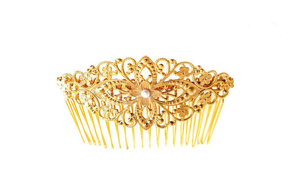 Grand Marquis Hair Comb