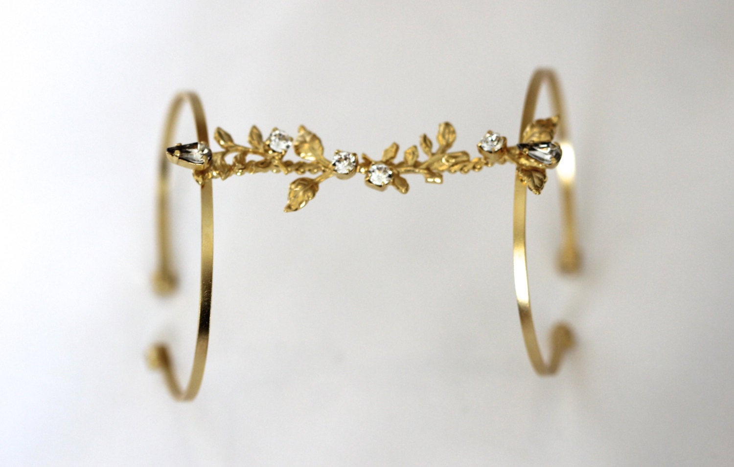 Roxy Double Crystals Bracelet