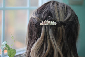 Rose Barrette- discounted version