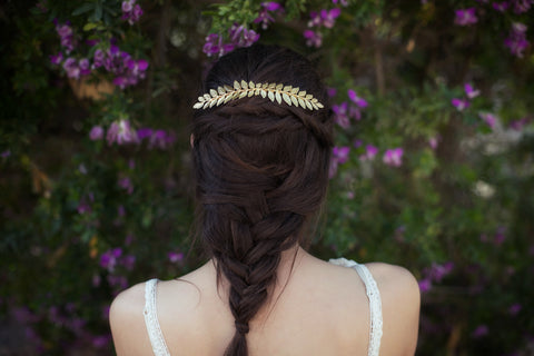 Double Athena Hair Comb