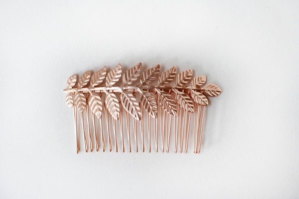 Athena Hair Comb- discounted version
