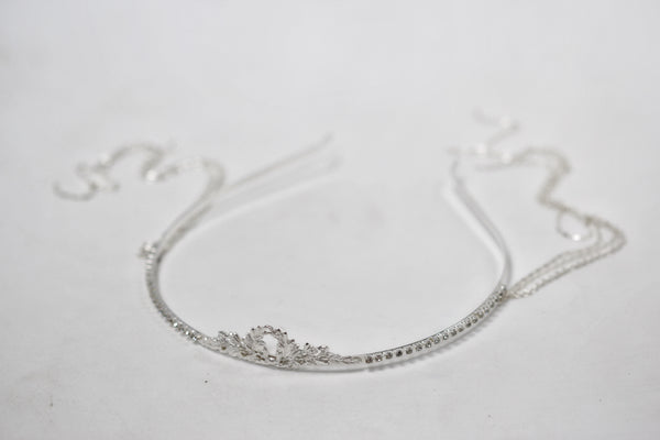 Crystal Chains Princess Tiara