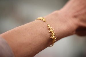 Blooming Branch Bracelet