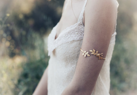 Rose Arm Band