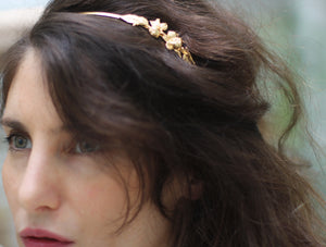 Apple Blossom Headband