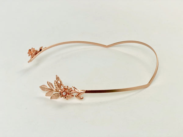 Orion Asymmetrical Goddess Headband.