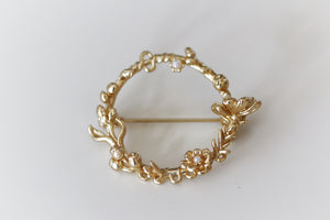 Circle of Eden Brooch