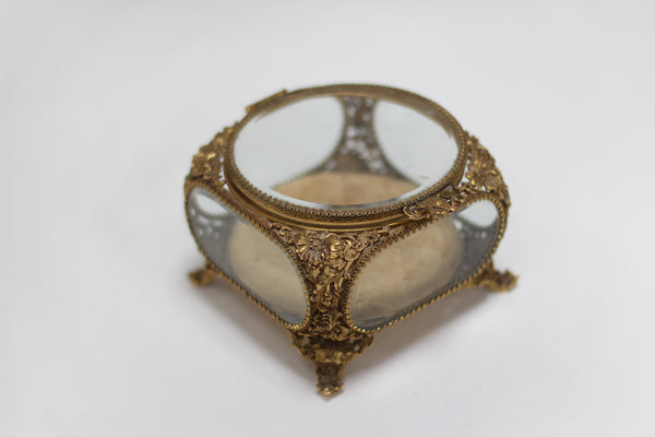 Antique Matson Jewelry Box