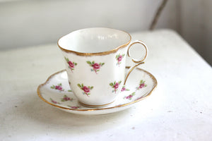 Antique Victorian England Tea Cup Set