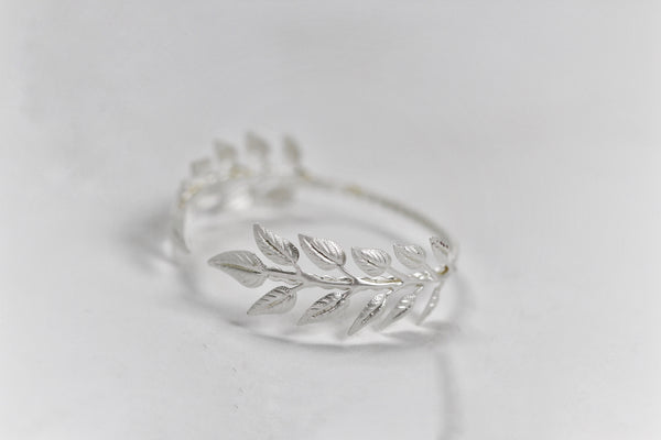 Olive Branch bracelet- Discounted Version