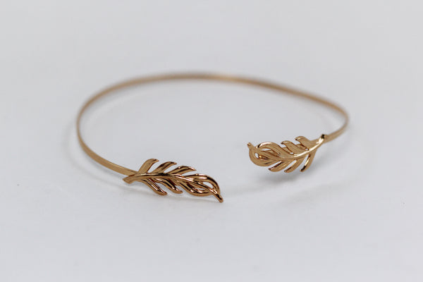 Rounded Twig Arm Band