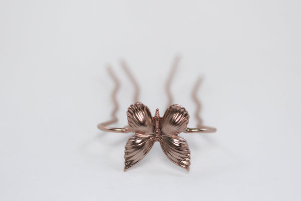 Butterfly Hair Prong