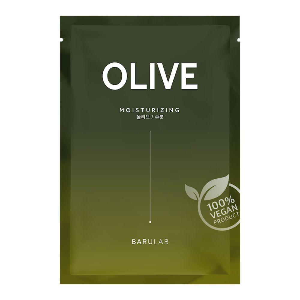 Barulab The Clean Vegan Olive Sheet Mask