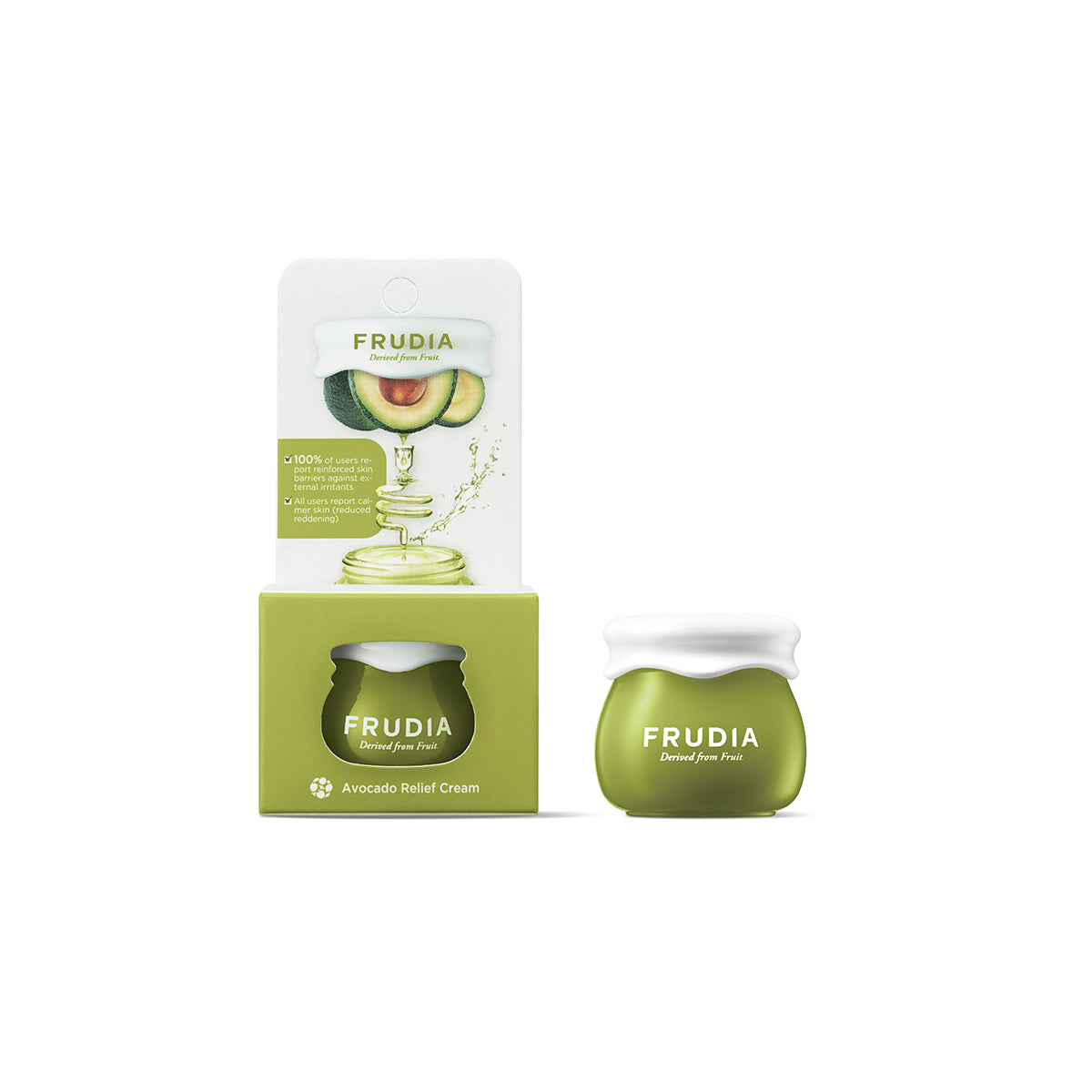 Frudia Avocado Relief Cream - Mini 10g