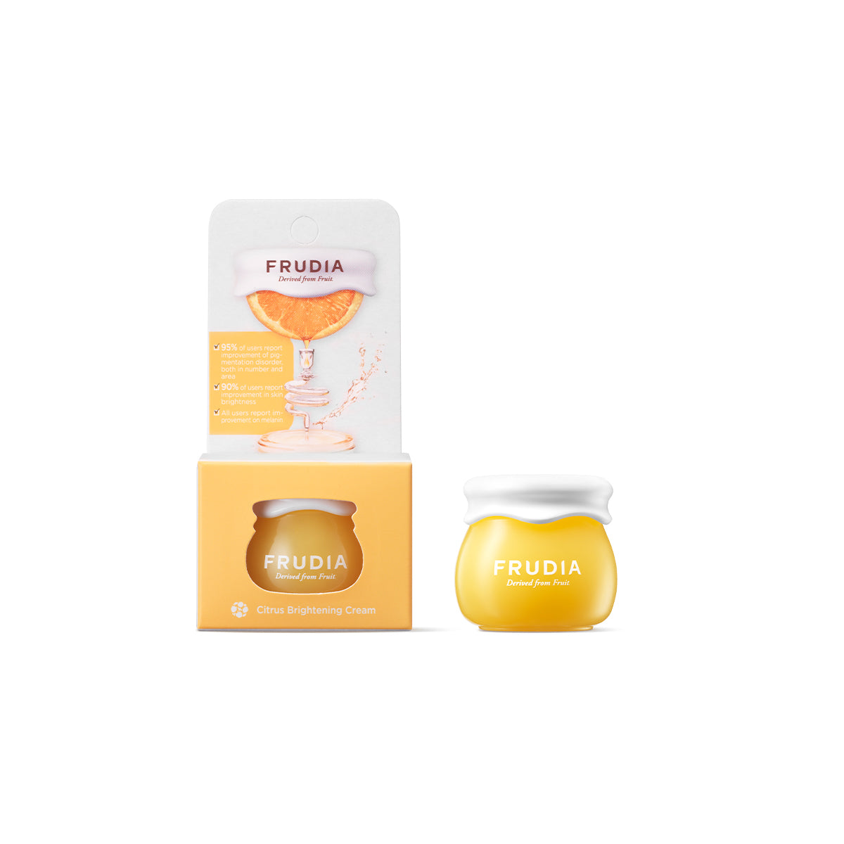Frudia Citrus Brightening Cream - Mini 10g