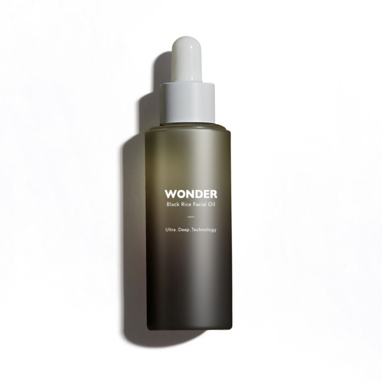 Haruharu Wonder Black Rice Facial Oil