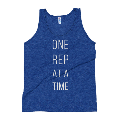 One Rep At A Time Tank Top