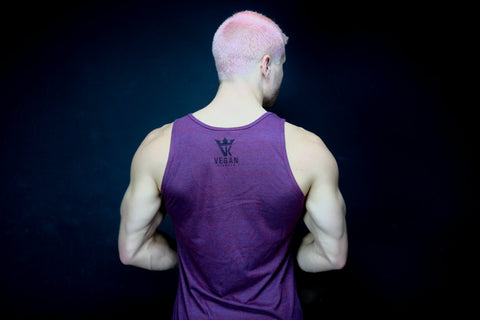 Veggie Royalty Tank Top