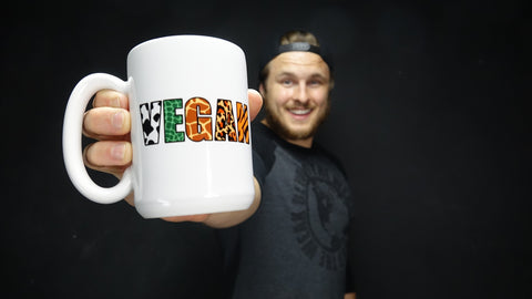 The Vegan Kingdom Mug
