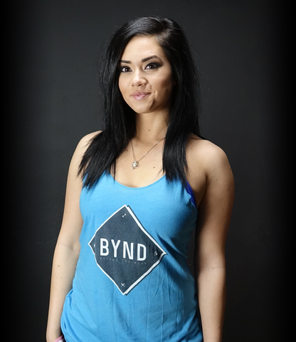 BYND Diamond Girls TriTech Racerback