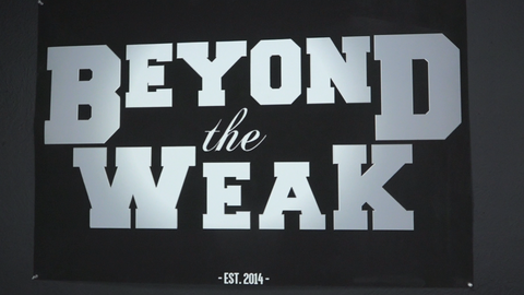 Beyond the Weak Poster