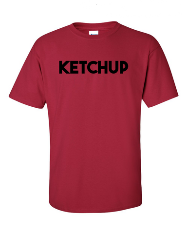 "The ""Ketchup"" TriTech T-Shirt"