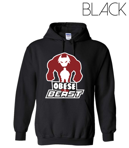 Obese to Beast Hoody