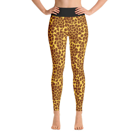 Giraffe High Waist Leggings