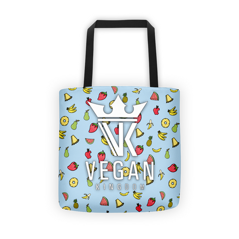 Fruit Bowl Tote Bags